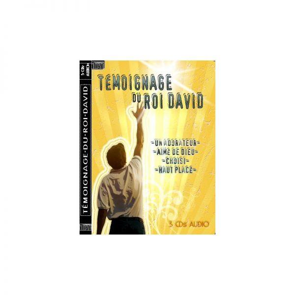 Témoignage du Roi David