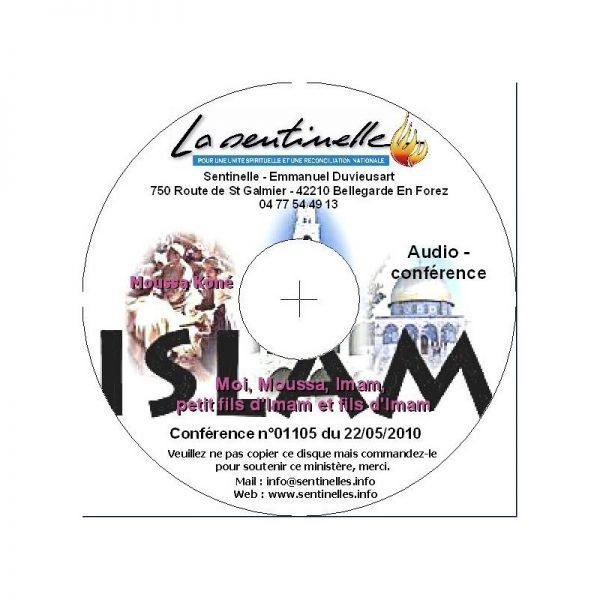 Moi Moussa, Imam, fils d'Imam, petit fils d'Imam