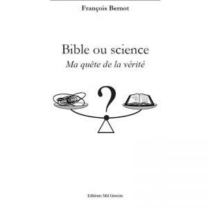 Livre : La Bible et la science - Format PDF