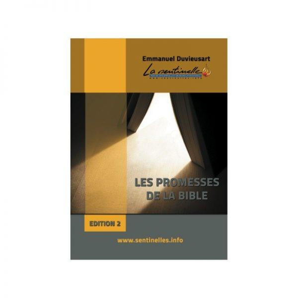 Chaque jour les promesses de la Bible - 2ème Edition